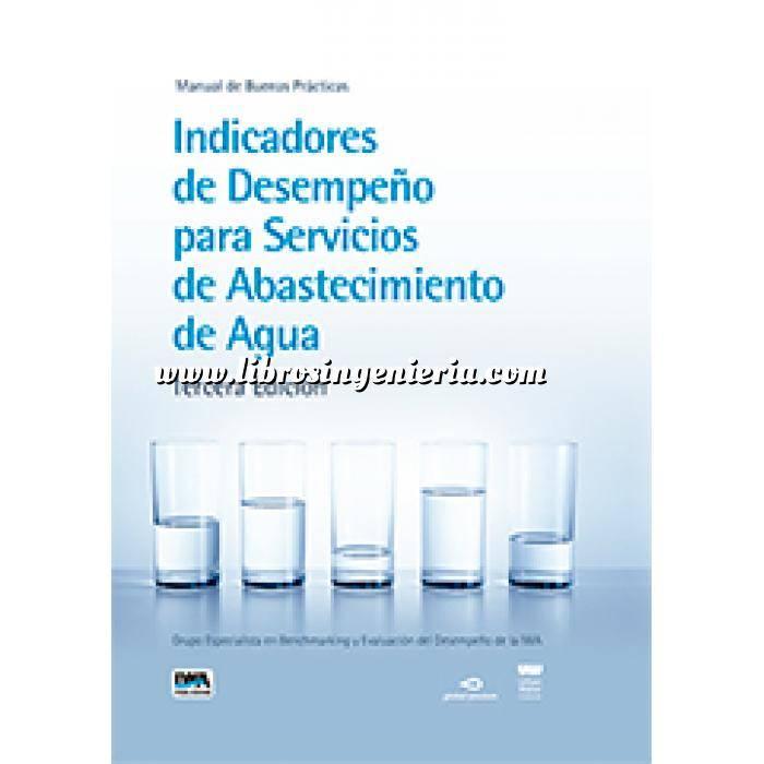Imagen Abastecimiento de aguas y alcantarillado Indicadores de desempeño para servicios de abastecimiento de agua