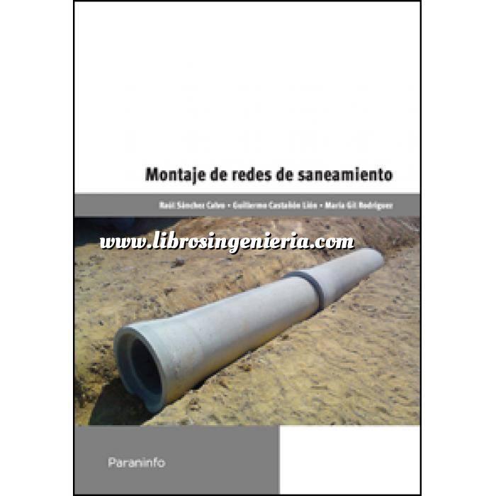 Imagen Abastecimiento de aguas y alcantarillado Montaje de redes de saneamiento