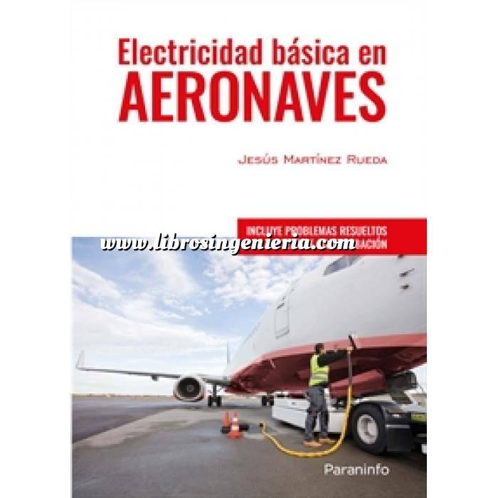 Imagen Aeronáutica Electricidad básica en aeronaves