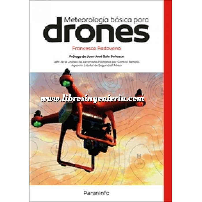 Imagen Aeronáutica Meteorología básica para drones