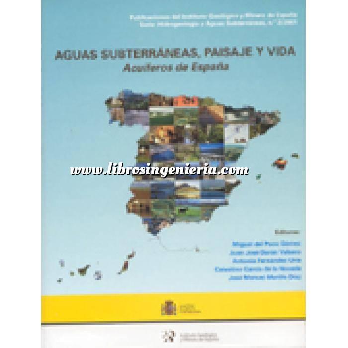 Imagen Aguas subterráneas Aguas subterráneas, paisaje y vida acuíferos de España