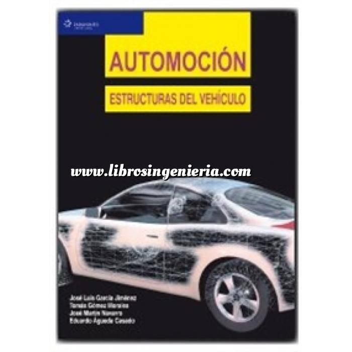 Imagen Automoción  Automoción. Estructuras del vehículo
