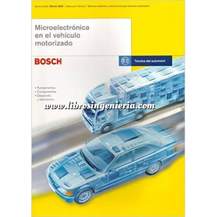 Imagen Automoción  Microelectrónica en el vehiculo motorizado