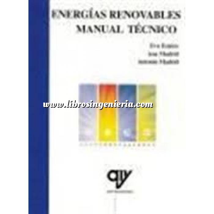 Imagen Biomasa Energías renovables. Manual técnico