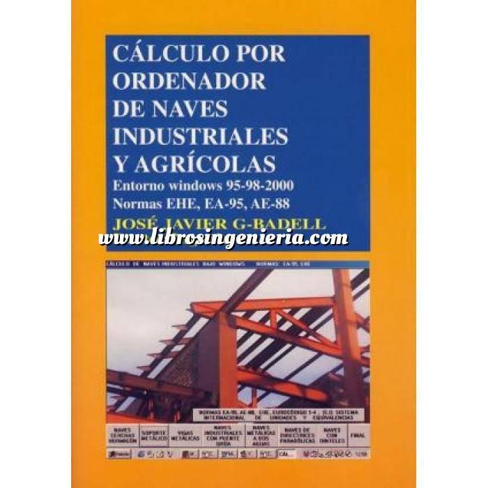 Imagen Cálculo de estructuras Cálculo por ordenador de naves industriales y agrícolas