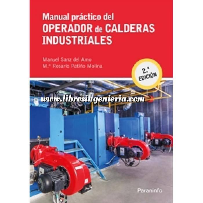 Imagen Calderería Manual práctico del operador de calderas industriales