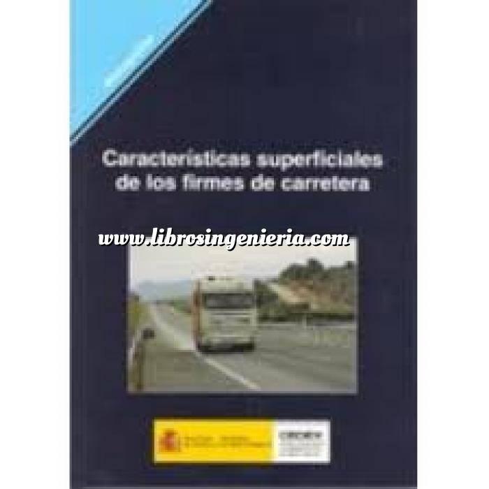 Imagen Carreteras Caracteristicas superficiales de los firmes de carretera