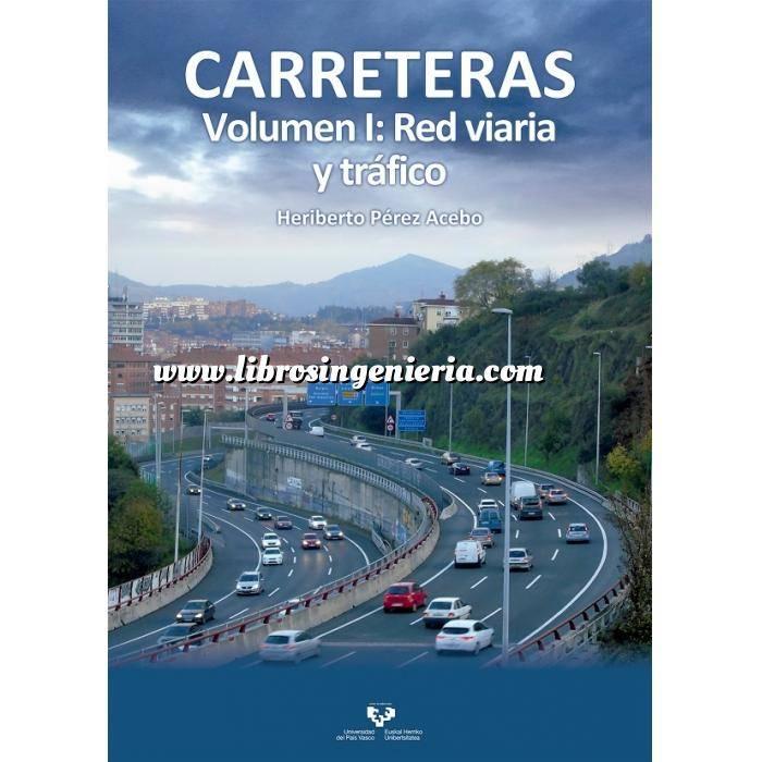 Imagen Carreteras Carreteras. Volumen I: Red viaria y tráfico