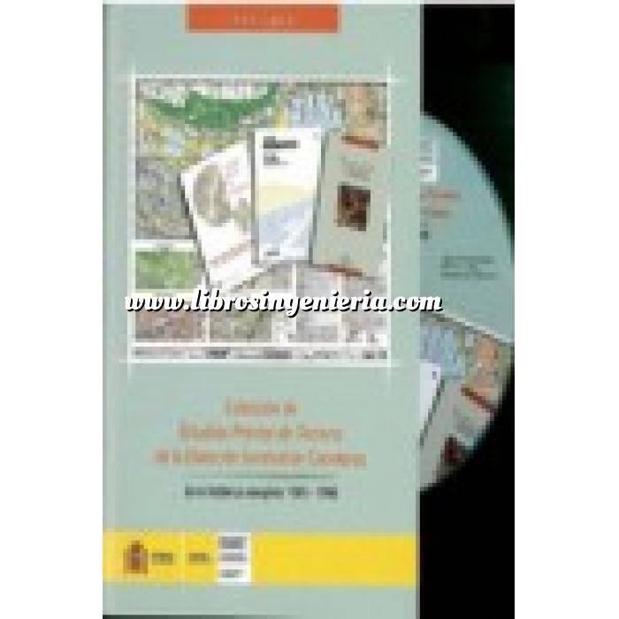 Imagen Carreteras Colección de estudios previos de terreno de la Dirección General de Carreteras: serie histórica completa, 1965-1998