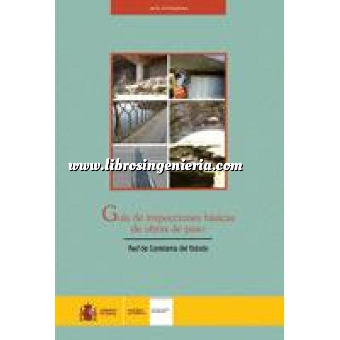 Imagen Carreteras Guía de inspecciones básicas de obras de paso. Red de Carreteras del Estado.