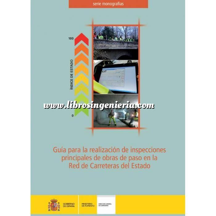 Imagen Carreteras Guía para la realización de inspecciones principales de obras de paso en la Red de Carreteras del Estado