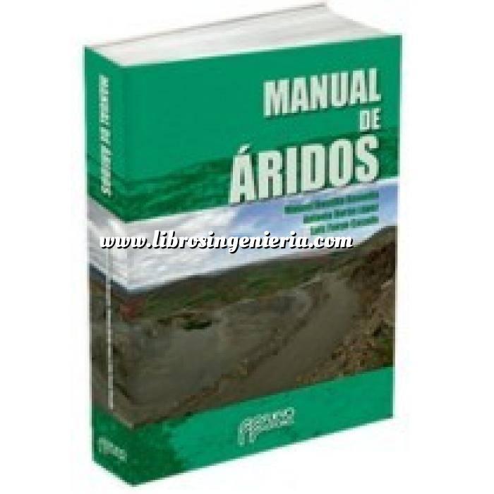 Imagen Carreteras Manual de Áridos