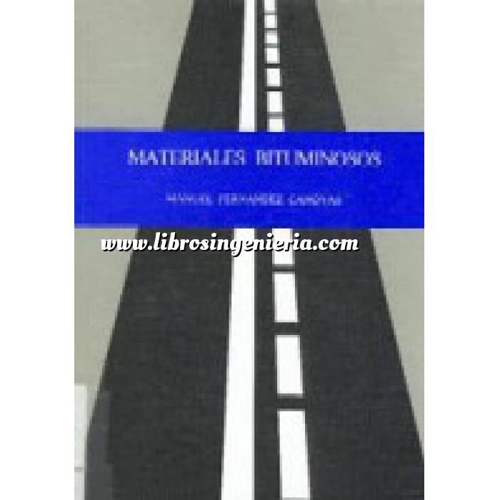 Imagen Carreteras Materiales bituminosos