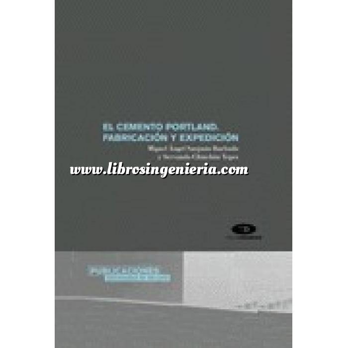 Imagen Cemento El cemento portland. Fabricación y expedición