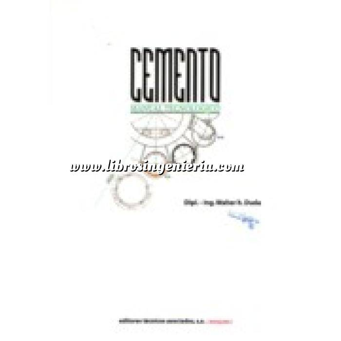 Imagen Cemento Manual tecnólogico del cemento