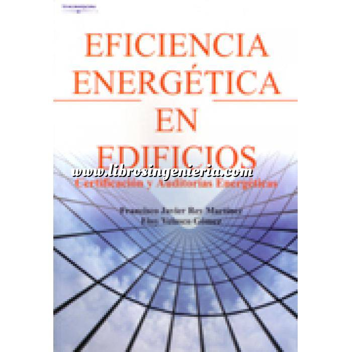 Imagen Certificación y Eficiencia energética Eficiencia energética en edificios. Certificación y auditorías energéticas