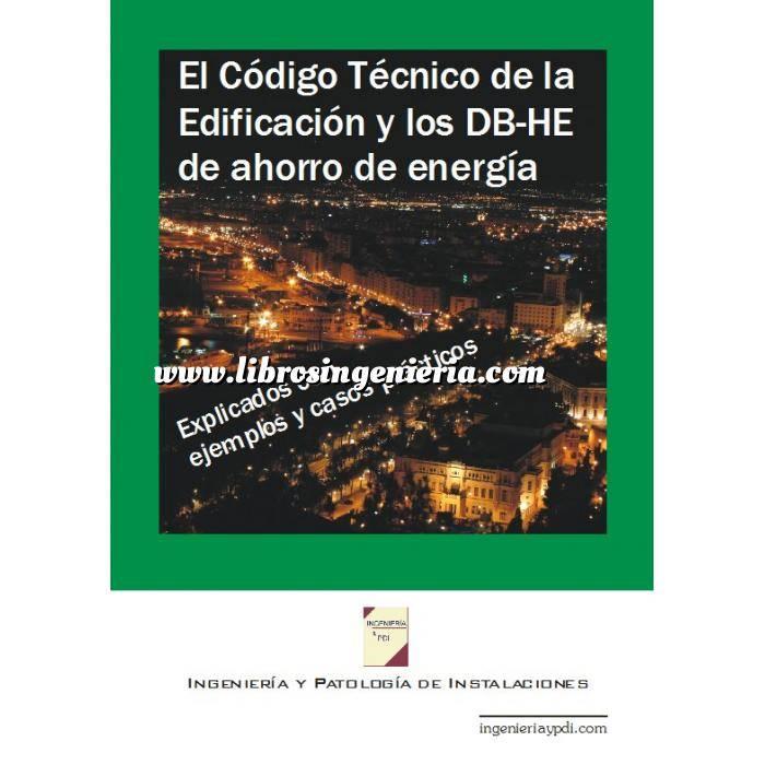 Imagen Certificación y Eficiencia energética El código técnico de la edificación y los DB-HE de ahorro de energia
