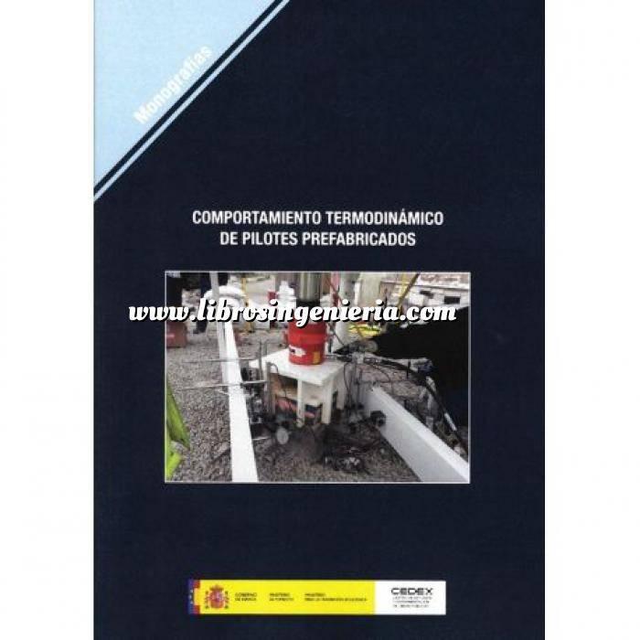Imagen Cimentaciones Comportamiento Termodinamico de pilotes prefabricados