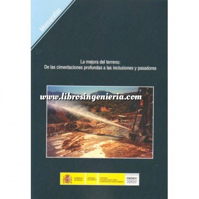 Imagen Cimentaciones La mejora del terreno: de las cimentaciones profundas a las inclusiones y pasadores