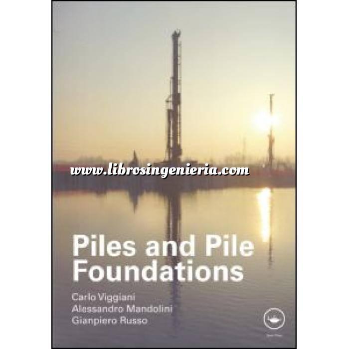 Imagen Cimentaciones Piles and pile foundations