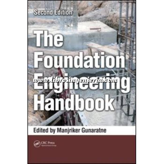 Imagen Cimentaciones The Foundation Engineering Handbook