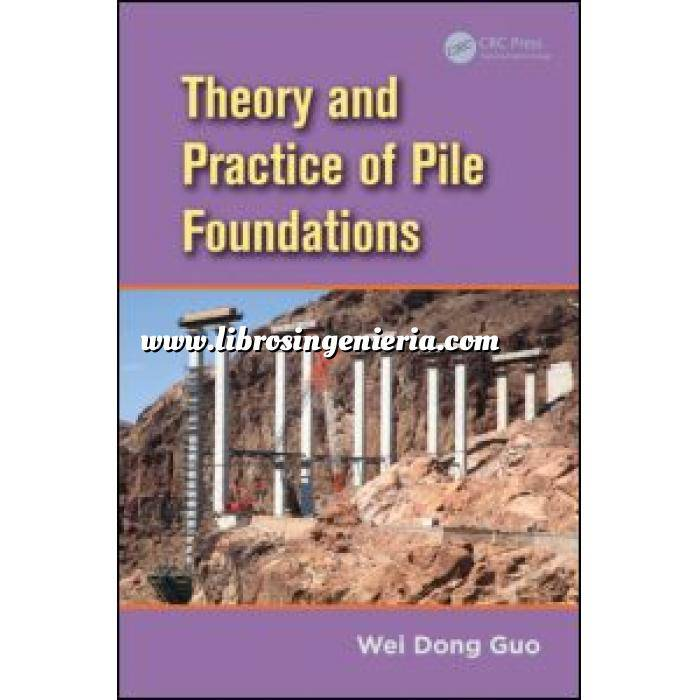 Imagen Cimentaciones Theory and Practice of Pile Foundations