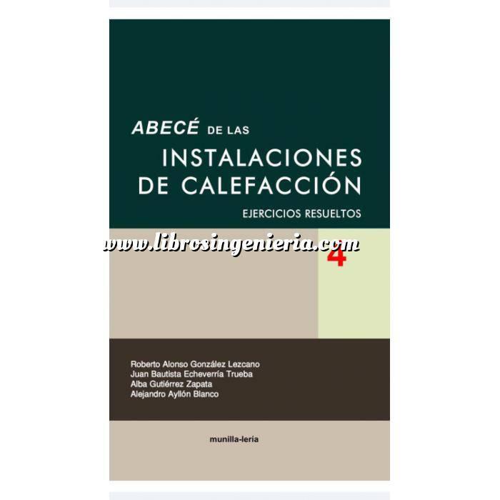 Imagen Climatización, calefacción, refrigeración y aire Abacé de las instalaciones de calefacción.Ejercicios resueltos