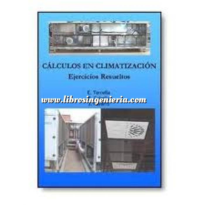 Imagen Climatización, calefacción, refrigeración y aire Cálculos en climatización. ejercicios resueltos