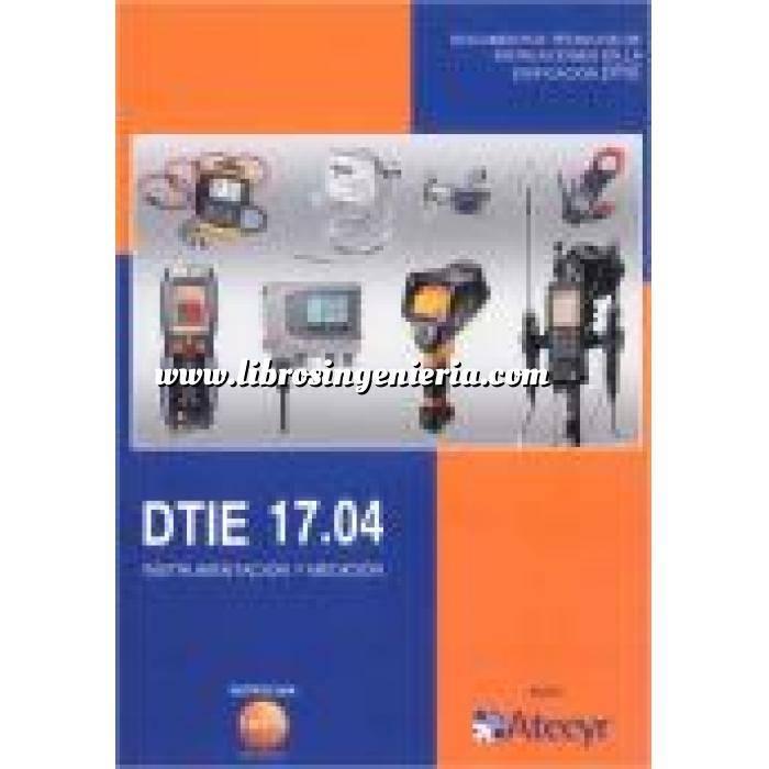 Imagen Climatización, calefacción, refrigeración y aire DTIE 17.04: Instrumentación y medición