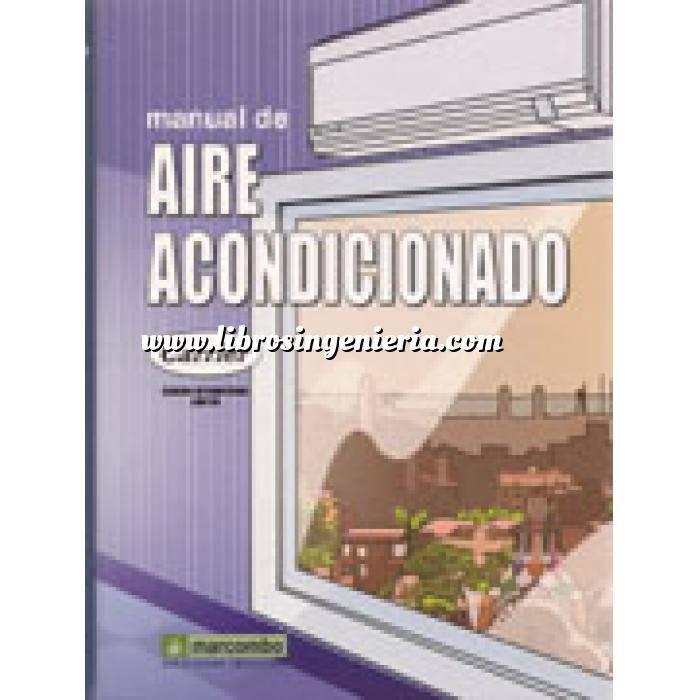 Imagen Climatización, calefacción, refrigeración y aire Manual de aire acondicionado