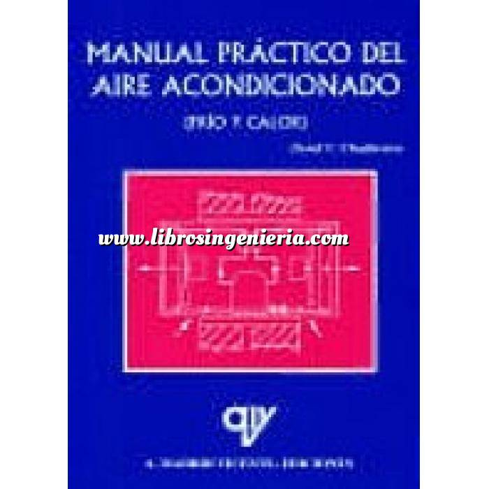 Imagen Climatización, calefacción, refrigeración y aire Manual práctico del aire acondicionado ( frío y calor )