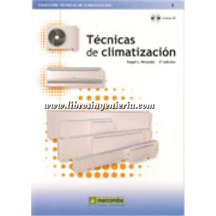 Imagen Climatización, calefacción, refrigeración y aire Técnicas de climatización