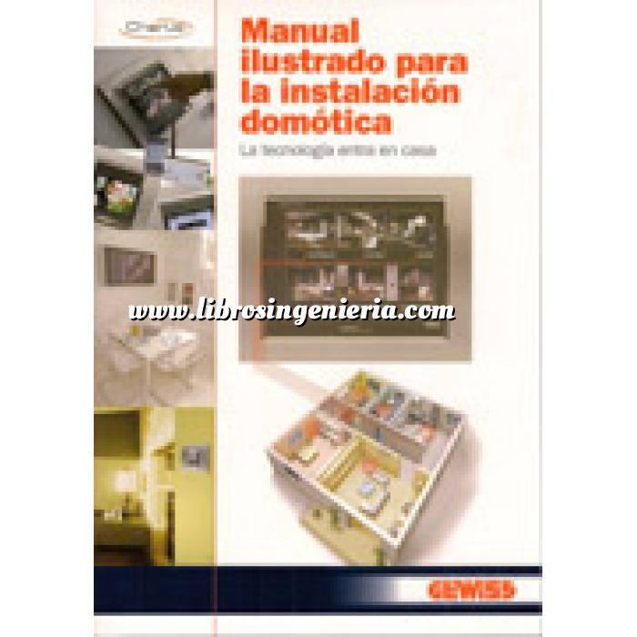 Imagen Domótica Manual ilustrado para la instalación domótica