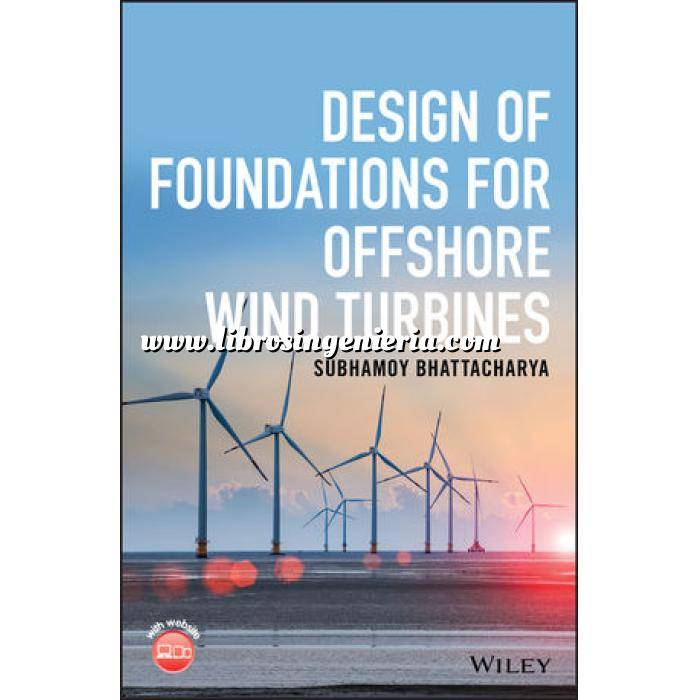 Imagen Energía eólica Design of Foundations for Offshore Wind Turbines