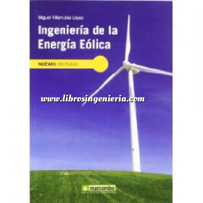 Imagen Energía eólica Ingeniería de la energía eolica