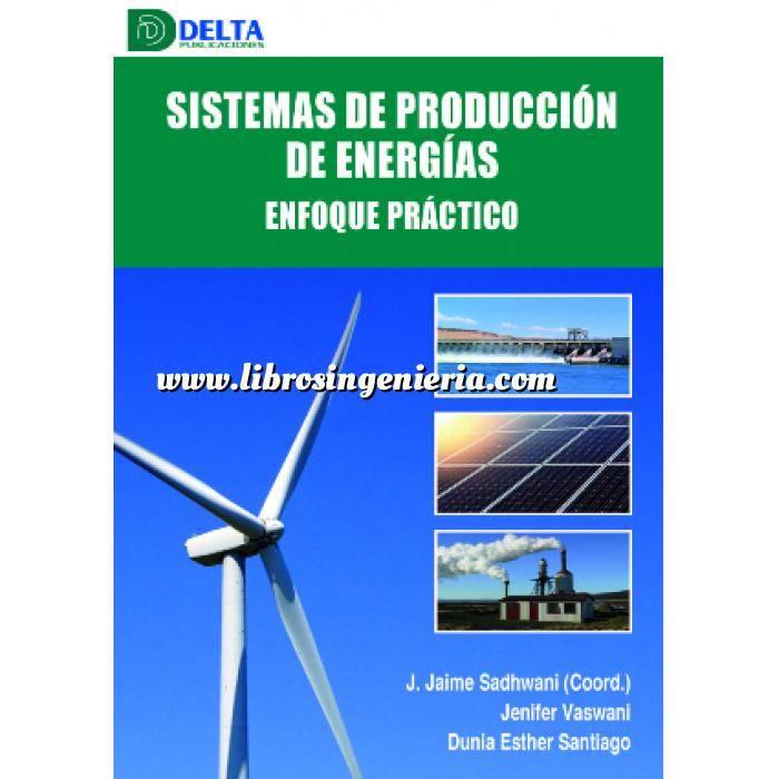Imagen Energía eólica Sistemas de producción de energías.Enfoque práctico