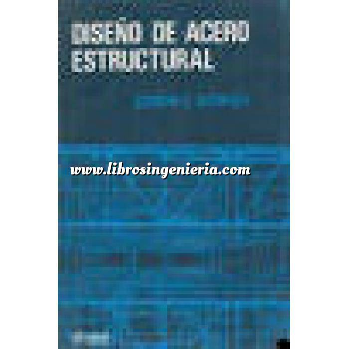 Imagen Estructuras de acero Diseño de Acero Estructural