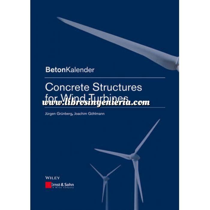 Imagen Estructuras de hormigón Concrete Structure for Wind Turbines