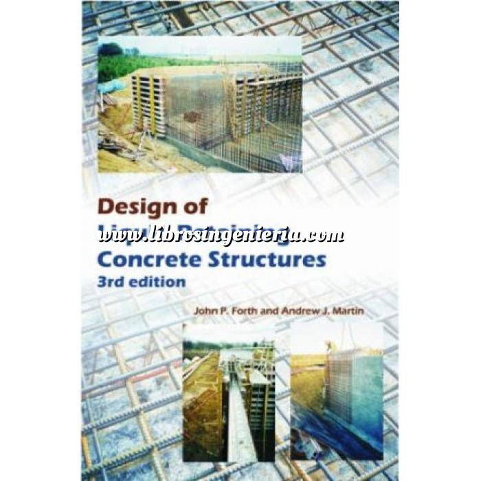 Imagen Estructuras de hormigón Design of Liquid Retaining Concrete Structures,