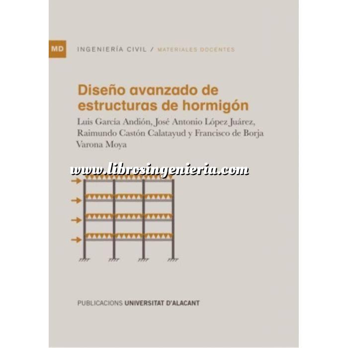 Imagen Estructuras de hormigón Diseño avanzado de estructuras de hormigón