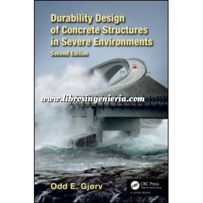Imagen Estructuras de hormigón Durability Design of Concrete Structures in Severe Environments
