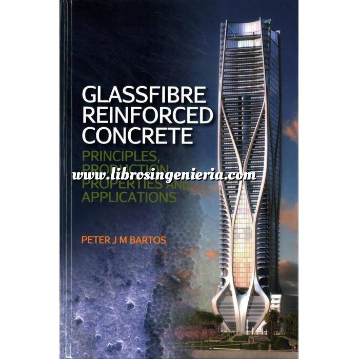 Imagen Estructuras de hormigón Glassfibre Reinforced Concrete: principles, production, properties and applications