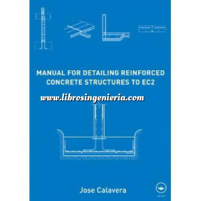 Imagen Estructuras de hormigón Manual for detailing reinforced concrete structures to EC2