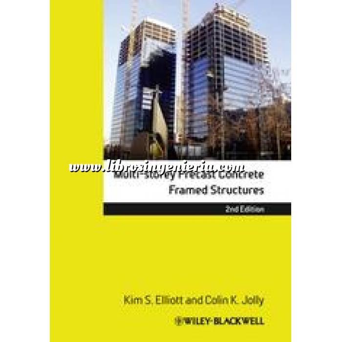 Imagen Estructuras de hormigón Multi-Storey Precast Concrete Framed Structures