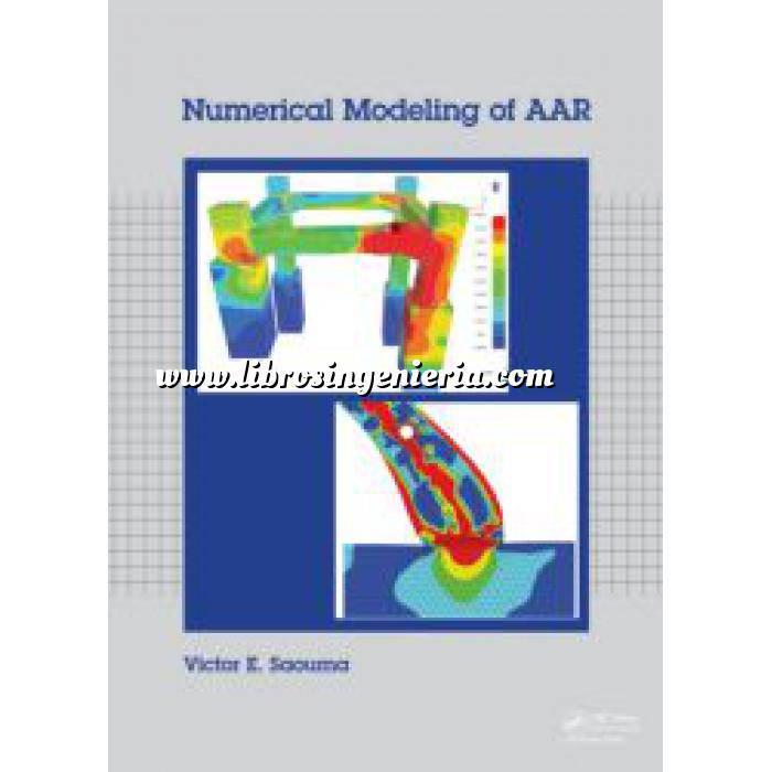 Imagen Estructuras de hormigón Numerical Modeling of AAR. ( Alkali Aggregate Reaction )