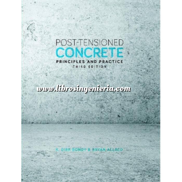 Imagen Estructuras de hormigón Post-Tensioned Concrete: Principles and Practice