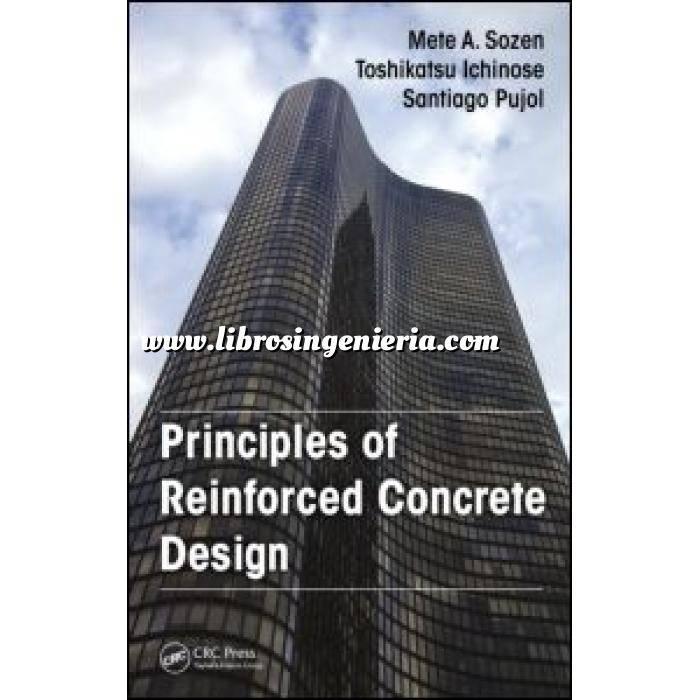 Imagen Estructuras de hormigón Principles of Reinforced Concrete Design
