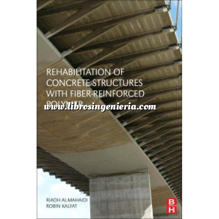 Imagen Estructuras de hormigón Rehabilitation of Concrete Structures with Fiber-Reinforced Polymer