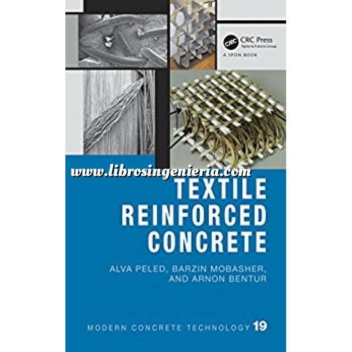 Imagen Estructuras de hormigón Textile Reinforced Concrete