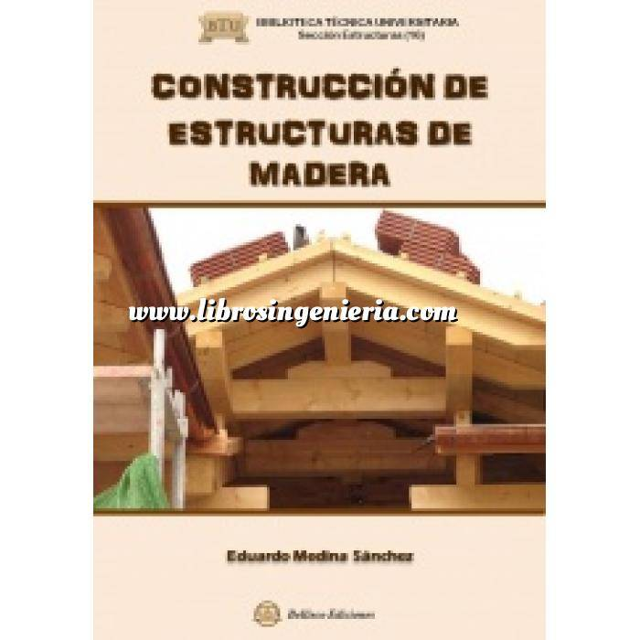 Imagen Estructuras de madera Construcción de estructuras de madera